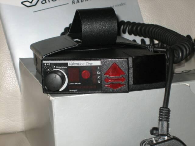 Valentine One Radar Detector! V1.8